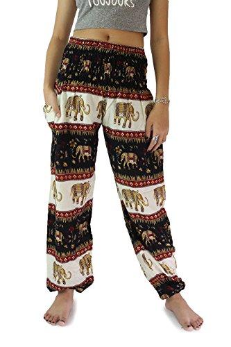 Womens Beach Pants - 9