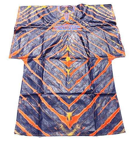 com africana Senegal de mujer largo Vestido Afriqueartdecoration TF6OdT