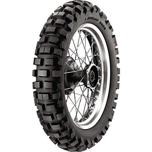 Dunlop D606 Rear Tire (120/90-18) by Dunlop Tires (Image #1)