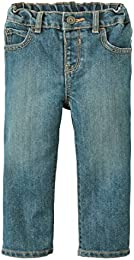 Boys Little Bootcut Denim Pant