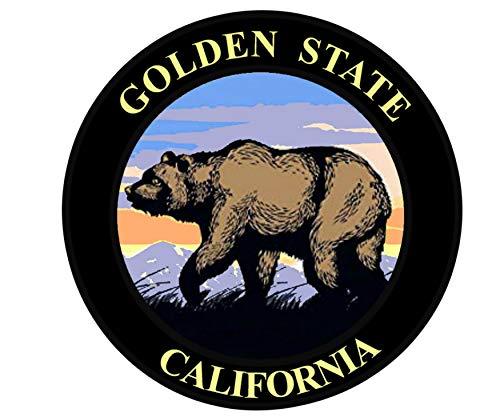 California - Golden State - Bear - 3