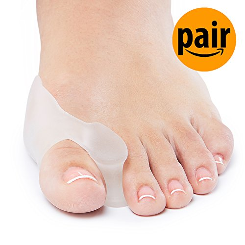 NatraCure Gel Bunion Guards & Toe Spreaders - 1315-M CAT 2PK - (One Pair)