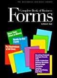 Complete Book of Business Forms, Richard G. Stuart, 1555711073