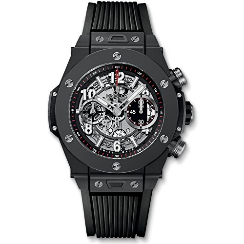 Hublot Big Bang Automatic Mens Chronograph Watch 411.CI.1170.RX