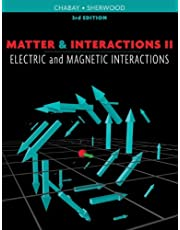 Matter and Interactions, Volume II: Electric and Magnetic Interactions