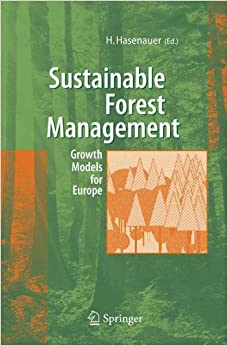 Sustainable Forest Management: Growth Models for Europe