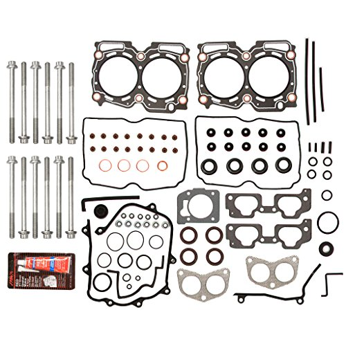 Evergreen HSHB9009G Cylinder Head Gasket Set Head Bolt