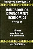 img - for [(Handbook of Development Economics: Vol.3A )] [Author: Jere R. Behrman] [Aug-1995] book / textbook / text book