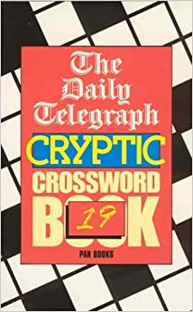 "\BEST\ The "" Daily Telegraph "" Cryptic Crossword Book: No. 19 (Crossword). create states Church gestion growth 51GPAKFT95L._SY344_BO1,204,203,200_"
