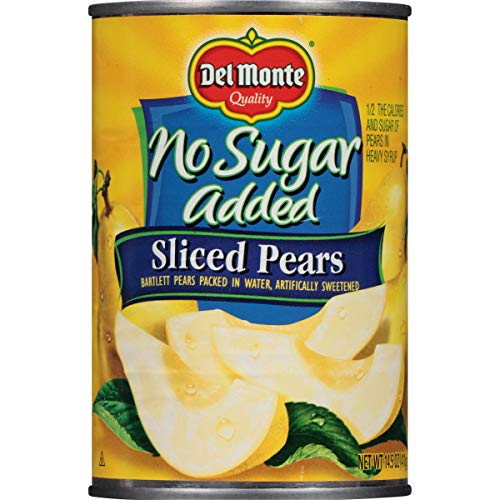 Del Monte Low Carb Sliced Pears, 14.5 ()