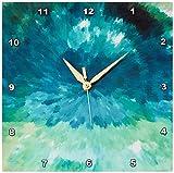 3dRose LLC dpp_17748_1 Ocean Breeze Wall Clock, 10 by 10-Inch Review