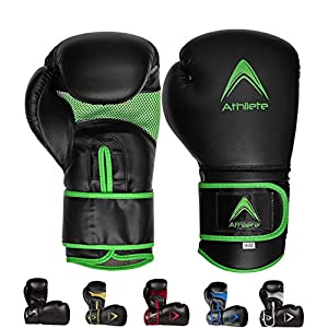 Well-Being-Matters 51GPBGYjW6L._SS300_ Athllete Training Boxing Gloves