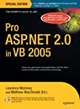 img - for Pro ASP.NET 2.0 in VB 2005, Special Edition (Expert's Voice in .NET) book / textbook / text book
