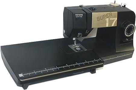 Toyota Super Jeans Máquina de coser Super J17 XL PE con grandes ...