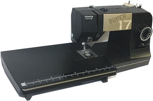 Toyota Super Jeans Máquina de coser Super J17 XL PE con ...