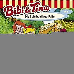 Die Schnitzeljagd-Falle (Bibi und Tina 47)