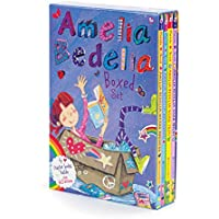 Amelia Bedelia Chapter Book Box Set: Books 1-4 (Paperback)