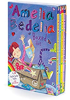 Amelia Bedelia Chapter Book Box Set Books 1 4