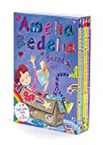 Amelia Bedelia Chapter Book Box Set: Books 1-4, New, Free Shipping