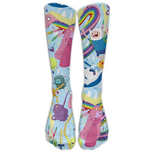 Wallpaper Adventure Time Characters Winter Compression Socks For Men & Women - BEST For Running, Nurses, Shin Splints, Flight Travel, Skiing & Maternity Pregnancy - Boost Athletic Stamina & (Easy Adventure Time Costumes)