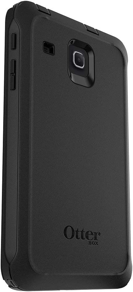 OtterBox Rugged Protection Defender Series Case for Samsung Galaxy TAB E (8.0) - Bulk Packaging - Black