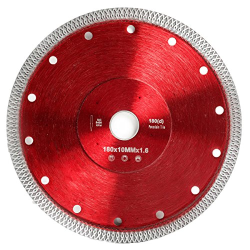 Super Thin Diamond Ceramic Saw Blade Porcelain Cutting Blade for Cutting Ceramic Or Porcelain Tile (7