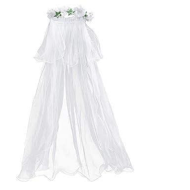 Amazon.com: OULII Flower Girl