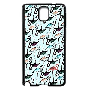 Flamingo thing Samsung Galaxy Note 3 Cell Phone Case Black HX4422544