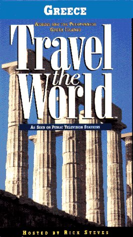 Greece: Athens and the Peloponnes, Greek Islands [VHS]