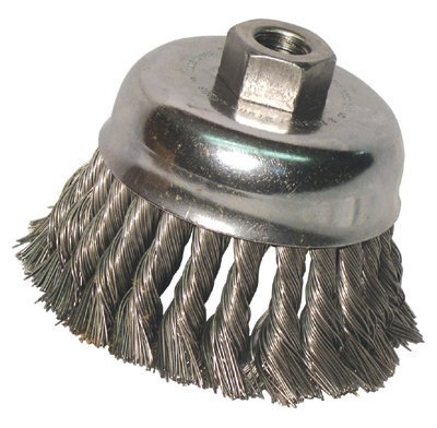 SEPTLS1026KC25 - Anchor brand Knot Cup Brushes - 6KC25