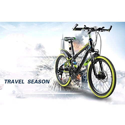 VANDER LIFE Women's 20-Inch Step-Through Hybrid Cruiser Bicycle, Comfort Beach Bicycle (Green) by VANDER LIFE (Image #4)