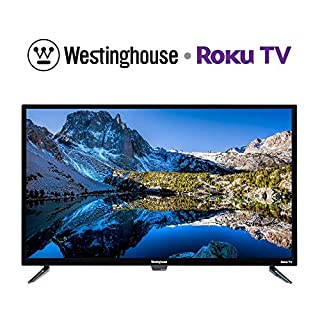 Westinghouse 32 inch Roku HD LED Smart TV (Renewed)