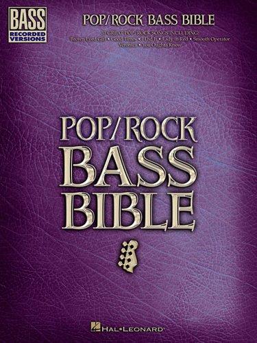 (Pop/Rock Bass Bible)