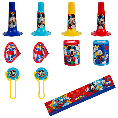 amscan DisneyMickey Mouse Party Supplies | Party Favor | Pack of 100]()