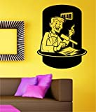 Broadcaster Radio News Podcast Vinyl Wall Decal Sticker Car Window Truck Decals Stickers Quote