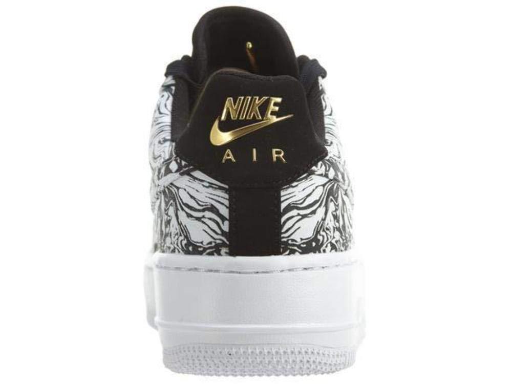 55dee4833ca14 Amazon.com: Nike Air Force 1 Upstep Low BHM 2017 Womens Sneakers ...