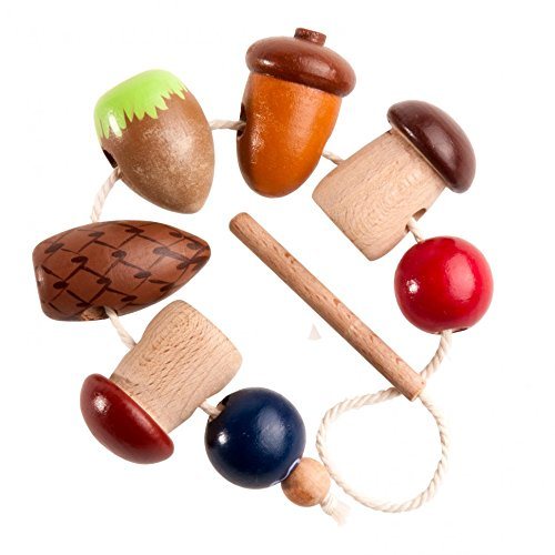 Forest Wealth lacing toy , Educational toy , Learning Toy , Toddler toy , Toddler birthday gift, Motor skills toy, wooden toy