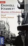 Meurtres à Chinatown par Hammett