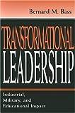 Amazon.com: Transformational Leadership (9780805847628