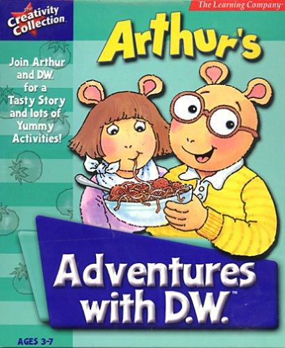 Arthur's Adventures with D.W. (Jewel Case) - PC/Mac