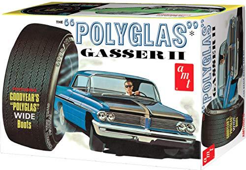 (AMT AMT1092 Pontiac Catalina Polyglass Gasser 2