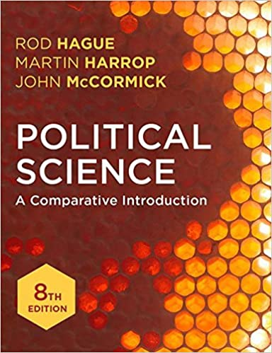 amazon political science a comparative introduction comparative