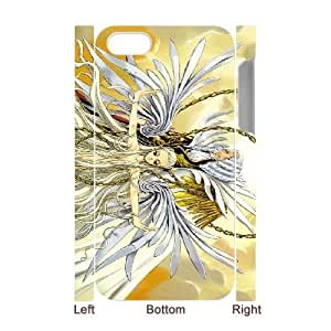 Protective Fits Cover iphone4 4S 3D Cell Phone Case White Nsnvj Code Geass Hard Pattern Cases