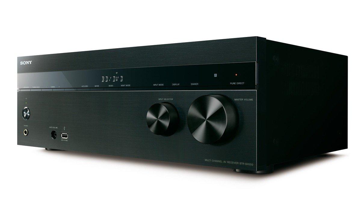 Sony Strdh550 52 Channel 4k Av Receiver Home Audio Protection Circuit Board 2 1channel Speaker Neweggcom Theater
