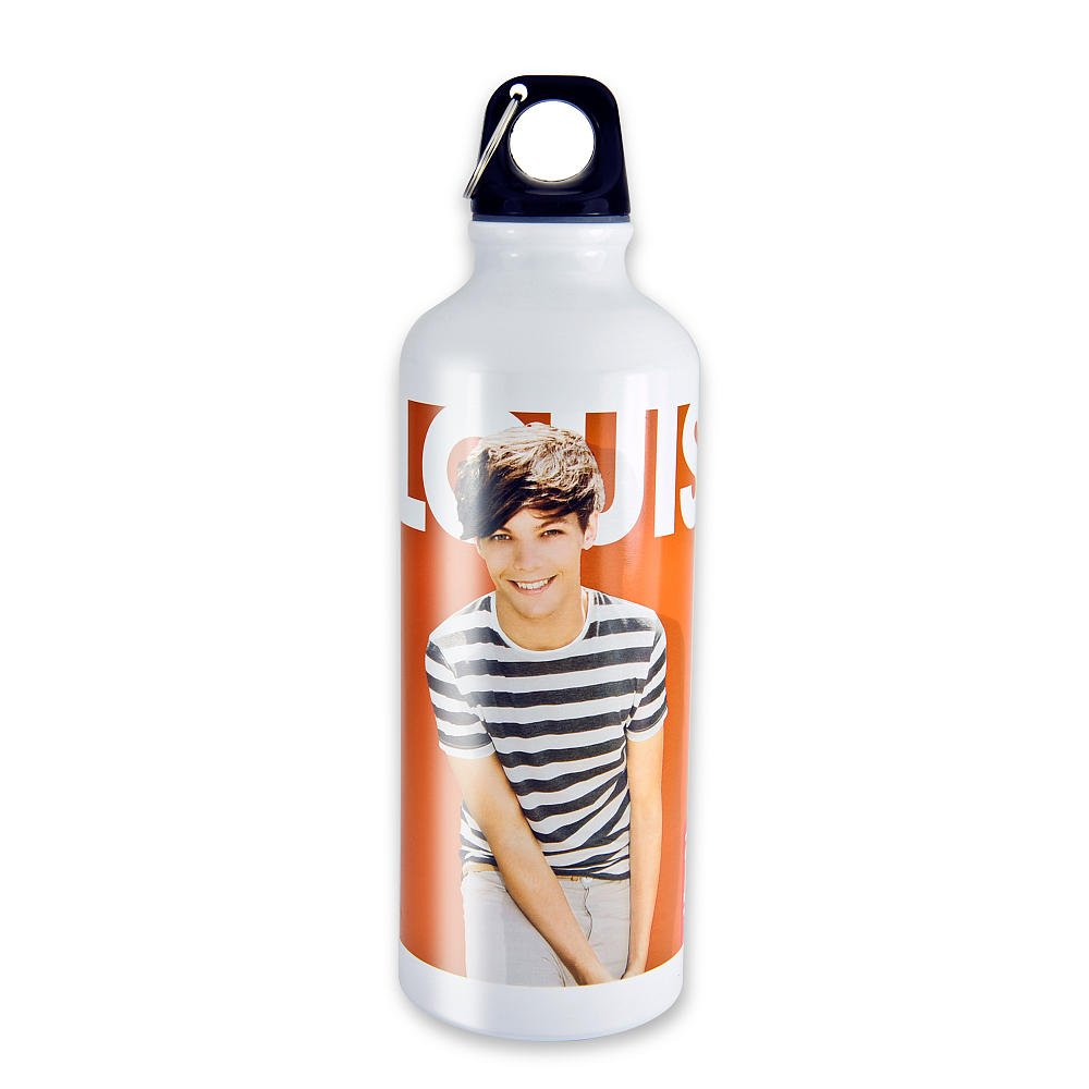 Louis One Direction Aluminum Water Bottle