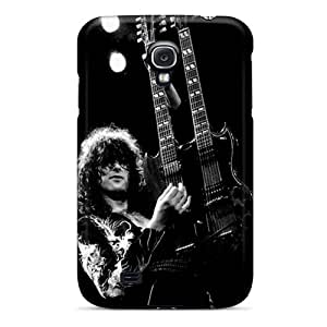 For Galaxy S4 Tpu Phone Case Cover(led Zeppelin)