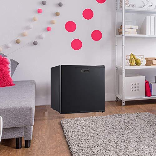 Emerson CR160BE 1.6 Foot Refrigerator, Black