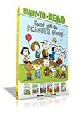 Read with the Peanuts Gang: Time for School, Charlie Brown; Make a Trade, Charlie Brown!; Peppermint Patty Goes to Camp; Lucy Knows Best; Linus Gets Glasses; Snoopy and Woodstock