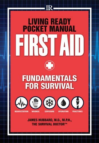 First aid kit contents list what you really need living ready pocket manual first aid fundamentals for survival fandeluxe Gallery