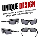 Duduma Polarized Designer Fashion Sports Sunglasses for...